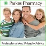 Fashions on the Field Sponsor - Contemporary - Parkes Pharmacy