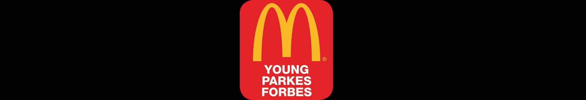 McDonalds - major sponsor 2018